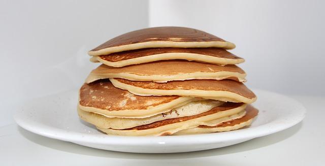 A Half-Baked Pancake