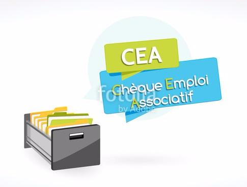 chèque emploi associatif charges 2017