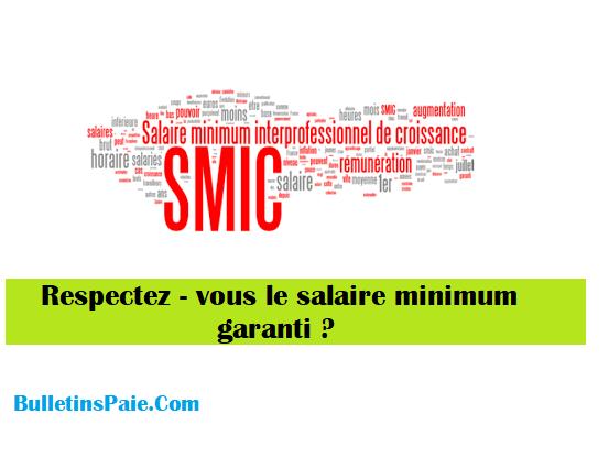 Taux Horaire Brut Du Smic 2018 Bulletins De Paie 2019