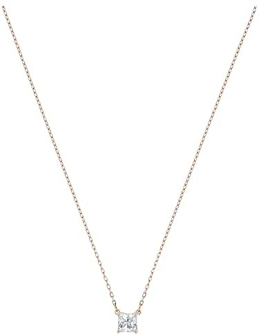 SWAROVSKI Women's Attract Crystal Necklace and Earrings Jewelry Collection