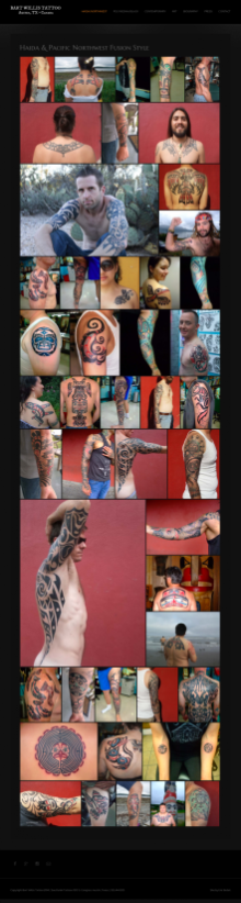 Gallery Page