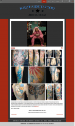 Southside Tattoo Profile Page