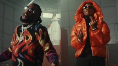 Photo of VIDEO: Wizkid Ft. Burna Boy – Ginger