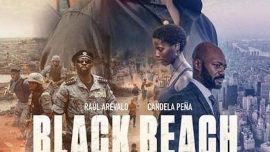 Photo of Movie: Black Beach (2020)
