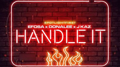 Photo of Music + Vidoe: SpotlightFirst – HANDLE IT Feat. Efosa, Donalee & J Kaz