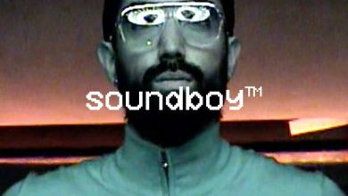 Photo of EP: Ape Drums – soundboy (Zip)