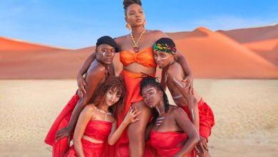 Photo of EP: Yemi Alade – Queendoncom (Zip)