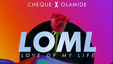 Photo of Music: Cheque Ft. Olamide – LOML