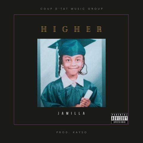 Jamilla - Higher mp3