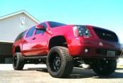 2007-2011 Chevy Tah-Sub-Avl 8 inch lift kit 2117