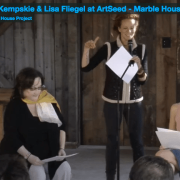 Lisa Fliegel Book Reading at Marble House