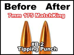 Sierra MatchKing 7mm - 175