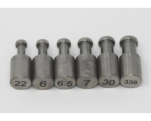 Neck Wall Uniformity Adapter Caliber Mandrels