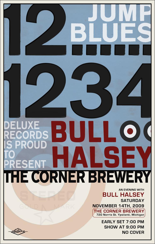 November 14th, 2009 Show Poster