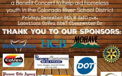 Benefit Concert helps aid Homeless Youth