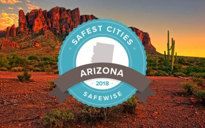 Bullhead City makes the top 20 Safest Cities in Arizona list