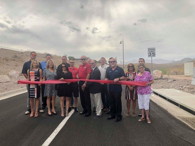 Laughlin Ranch Continues Progress In Their Development