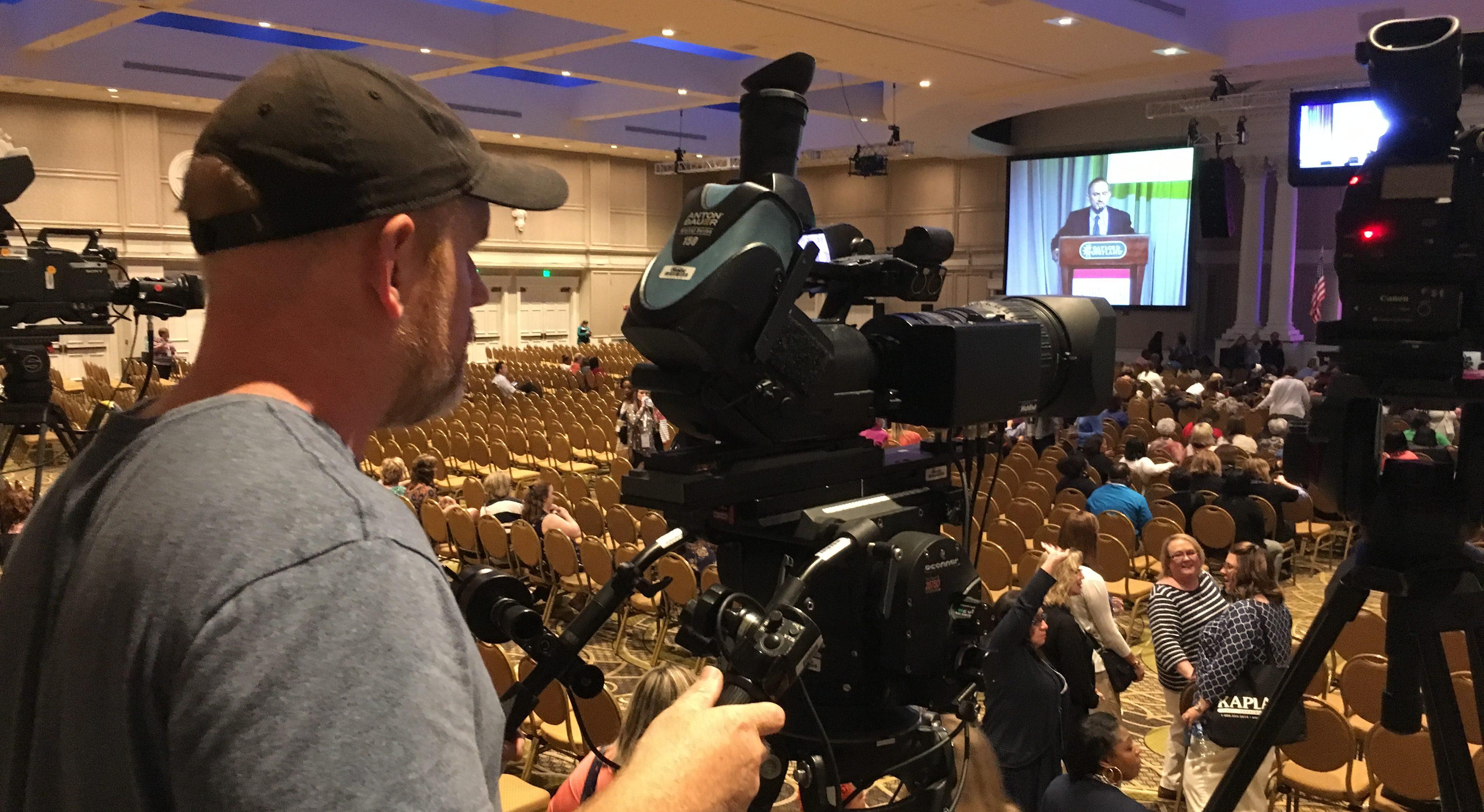 Nashville conference coverage
