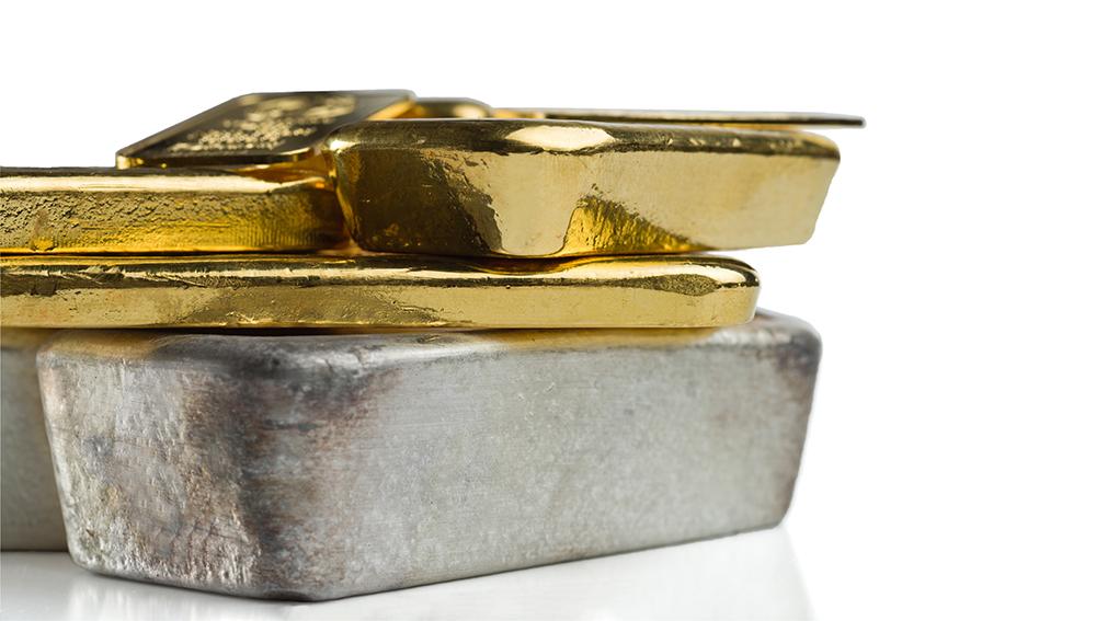 Gold und Silber für Kinder