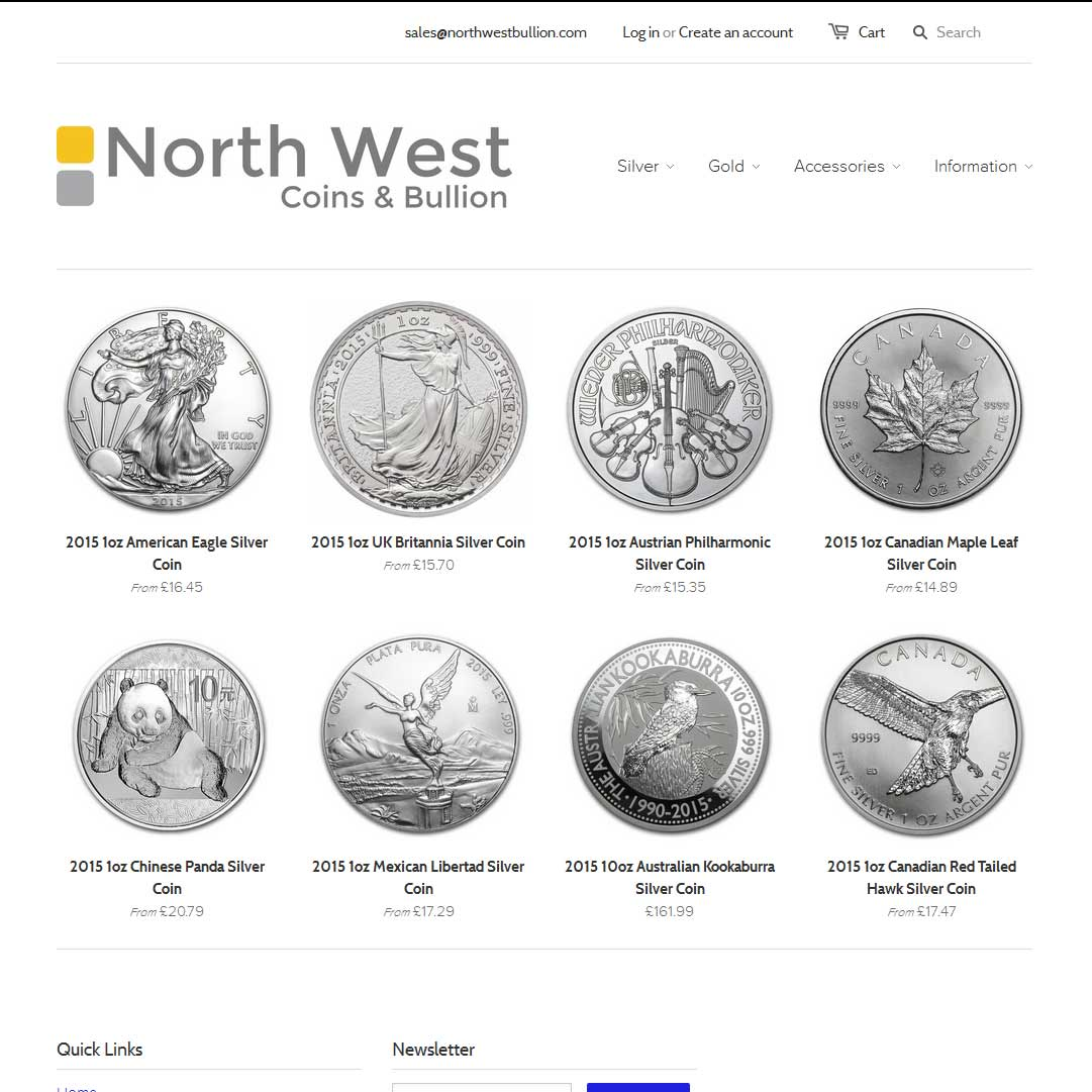 Northwest Bullion reviews ratings and company details
