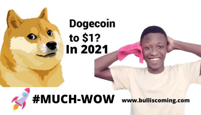 Will Dogecoin reach $1 in 2021