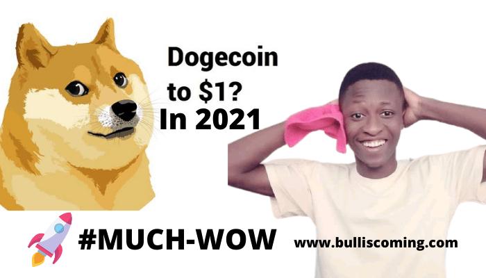 will dogecoin reach $1