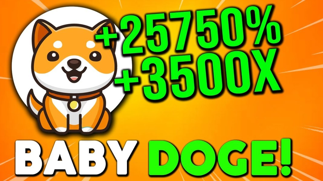 baby dogecoin price prediction