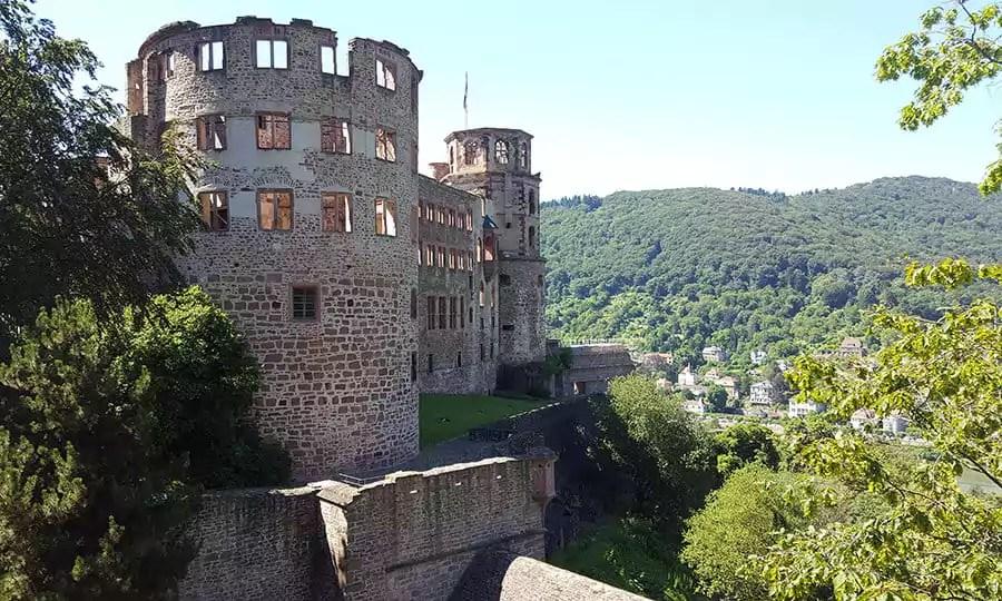 Heidelberg und Wohnmobilstellplatz Maulbronn