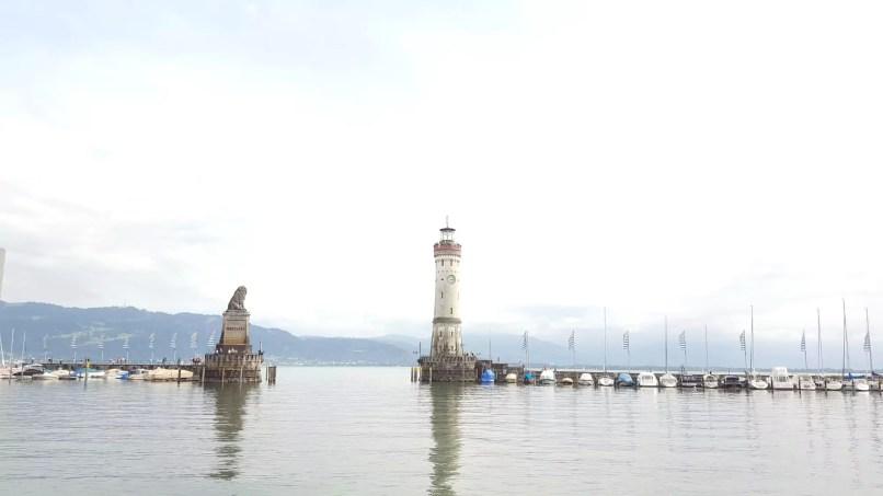Lindau Bodensee - Leuchtturm