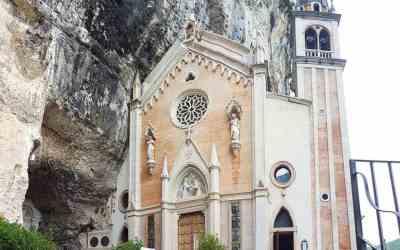 Madonna della Corona – Ausflugs- und Wandertipp nahe Gardasee
