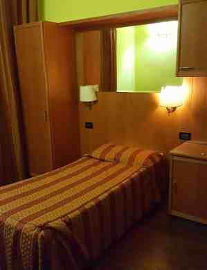 Rom Hostel Hotel Beauty Einzelzimmer