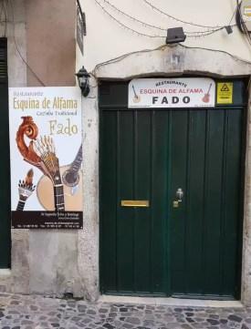 Fado Bar Lissabon