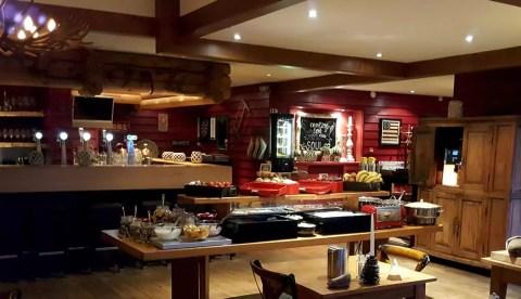 Frühstück Badhotel Rockanje
