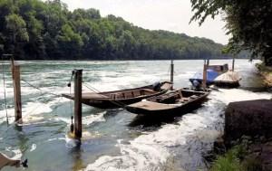 Rheinfall Schaffhausen - Tipps für deinen Besuch mit Kind
