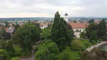 Langenargen - Ausblick vom Schloss