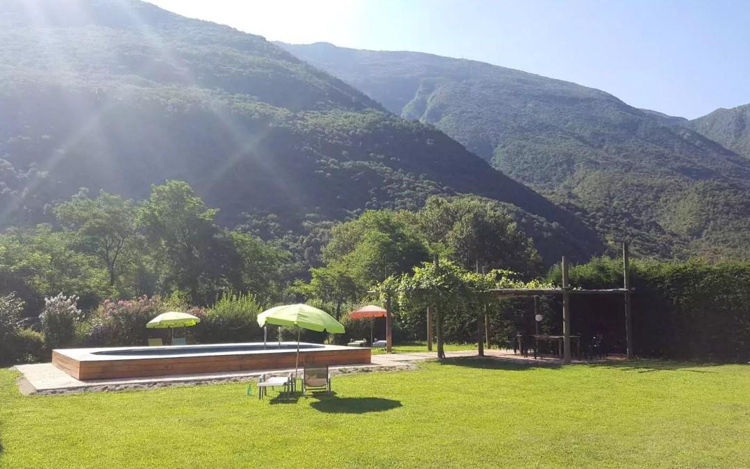 Tipp: Agriturismo Revena – Stellplatz und Hotel nahe Gardasee