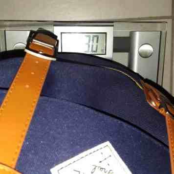 3 kilo Handgepäck