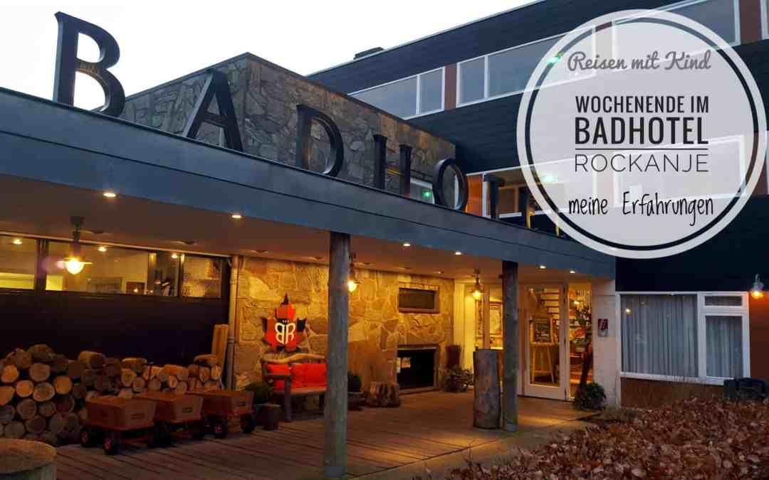 Wochenende mit Kind im Badhotel Rockanje