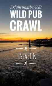 Erfahrungsbericht Wild Pub Crawl / WIlder Kneipenbummel der Wild Walkers in Lissabin - bullitour.com
