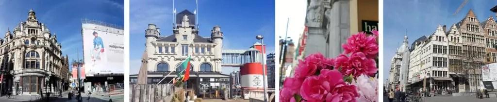 Antwerpen - Tipps Parken Stellplatz Anschauen