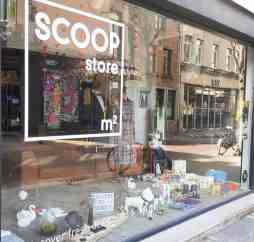 scoop Antwerpen Shopping
