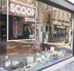 scoop Antwerpen Shopping