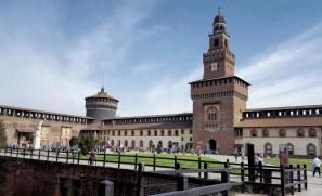 Mailand mit Kind - Tipps - Castello Sforzesco