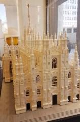 Mailänder Dom im Lego Store
