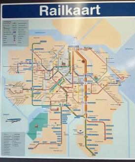 Metronetz Amsterdam
