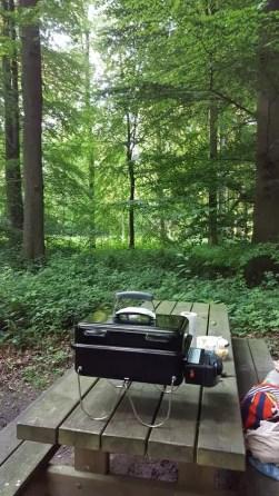 rechtliche Lage zum Freistehen Wildcampen in Belgien