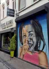 Streetart Brüssel III