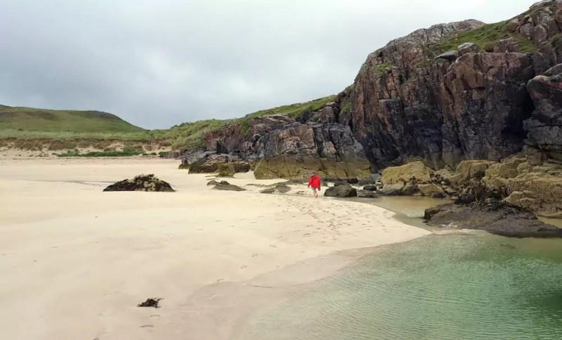 Roadtrip Schottland - Oldshoremore