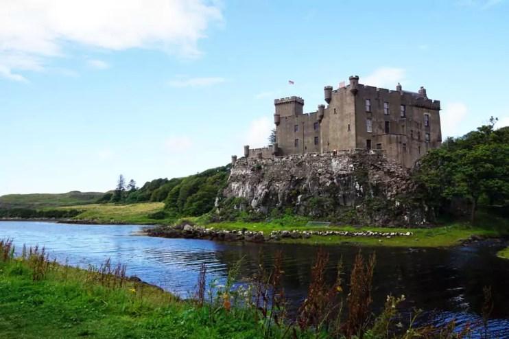 Isle of Skye - Dunvegan Castle