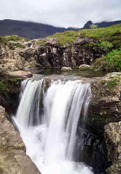 Rundreise Schottland - Fairy Pools auf der Isle of Skye